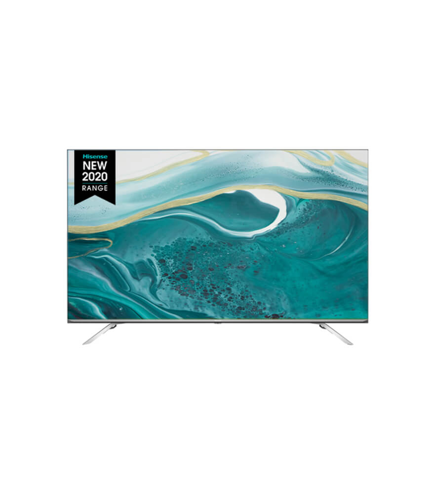 "HISENSE LEDN55U7WF 55"" 4K SMART ULED; Smooth Motion; Full Array Local Dimming; 60Hz MEMC; Wide Colour Gamut; 700 nit Peak Brightness; Dolby Vision-Atmos; Bezelless Design; VIDAA Smart OS 4.0; Dual Band WiFi; Bluetooth; Remote Now; One Touch Access; HDR10+; Game Mode; Netflix, YouTube, Prime, Dstv Now, Showmax"