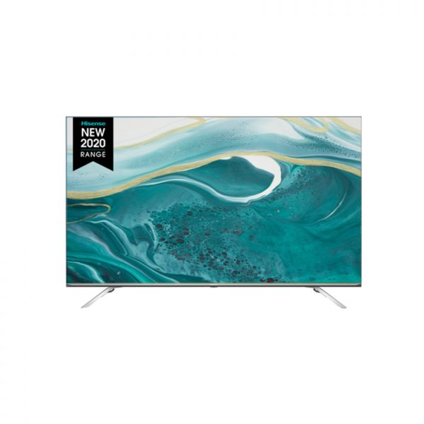 "HISENSE LEDN65U7WF 65"" 4K SMART ULED; Smooth Motion; Full Array Local Dimming; 60Hz MEMC; Wide Colour Gamut; 700 nit Peak Brightness; Dolby Vision-Atmos; Bezelless Design; VIDAA Smart OS 4.0; Dual Band WiFi; Bluetooth; Remote Now; One Touch Access; HDR10+; Game Mode; Netflix, YouTube, Prime, Dstv Now, Showmax"