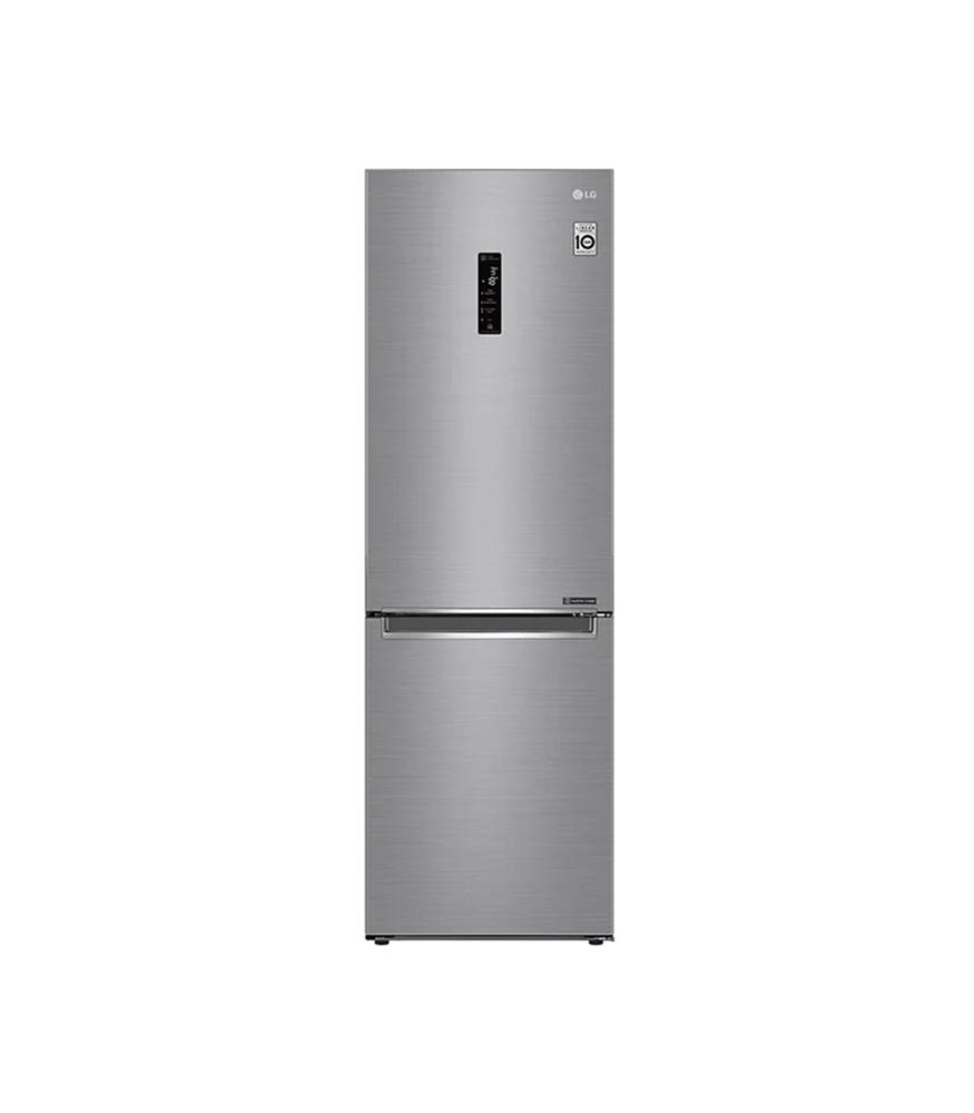 Gross 374(L) Net 341(L) Silver   Bottom Freezer   Inverter Linear Compressor