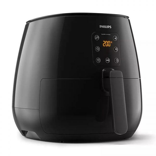 Philips Airfryer XL HD9261/90 Rapid Air technology 1.2kg, 5 portions Black
