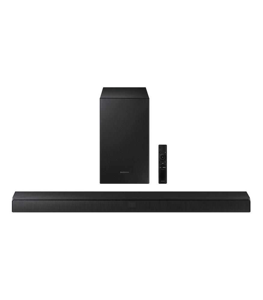 HW-T550 2.1ch Soundbar w 3D Surround Sound (2020)