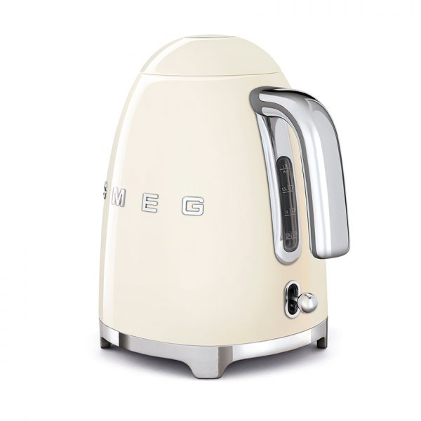 SMEG Retro Cream 1.7L Kettle