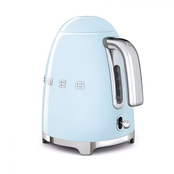 SMEG Retro Pastel Blue 1.7L Kettle