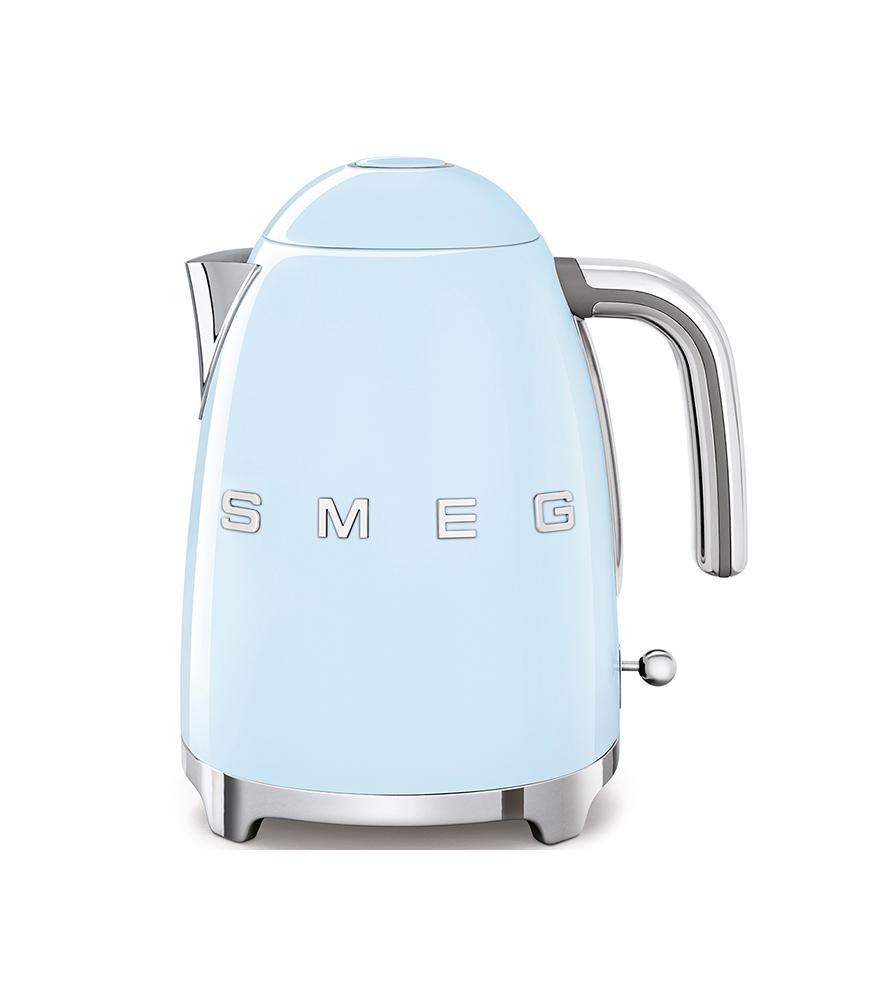 SMEG Retro Pastel Blue 1.7L Kettle