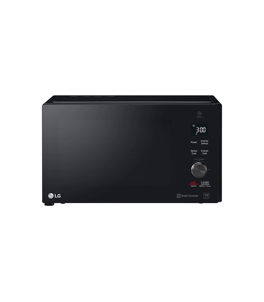 Microwave oven 42L, Smart Inverter, Even Heating and Easy Clean, Black color