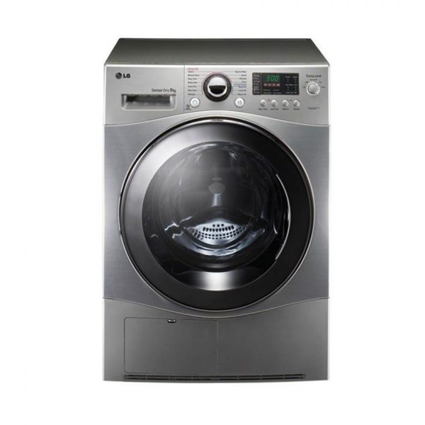 9Kg Tumble Dryer - Stone Silver