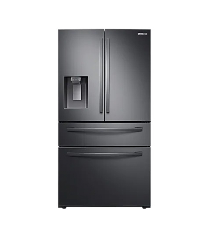 510L Nett Frost Free French Door Fridge With Water & Ice Dispenser - Black Stainless510L Nett Frost Free French Door Fridge With Water & Ice Dispenser - Black Stainless