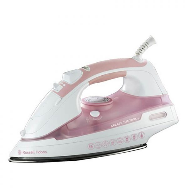2200W CREASE CONTROL AND STEAM, SPRAY, DRY IRON-RHI225
