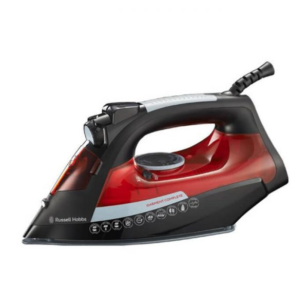 2400W GARMENT COMPLETE STEAM, SPRAY, DRY IRON - RHI910
