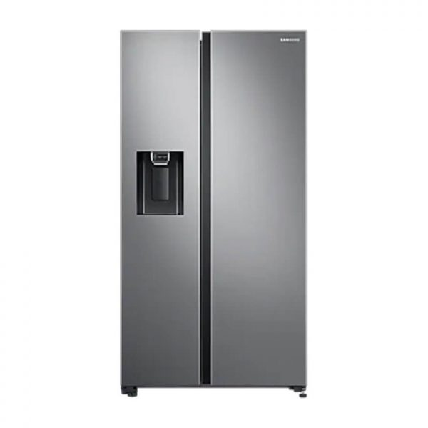 SAMSUNG 617L Net 2 Door Frost Free Side by Side Fridge with Plumbed