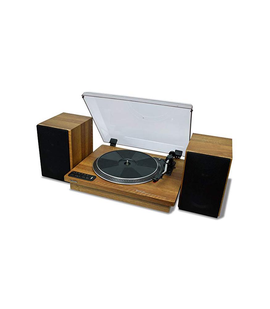 TOSHIBA Vinyl Record Player Turntable