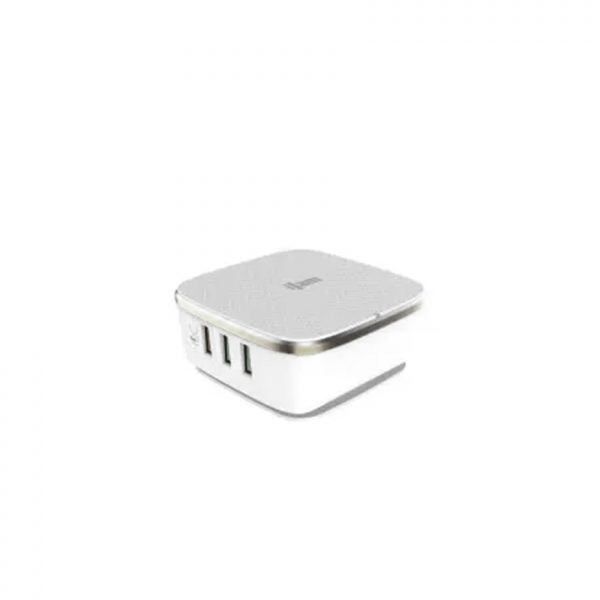 IJAM SIX PORT USB CHARGER WHITE