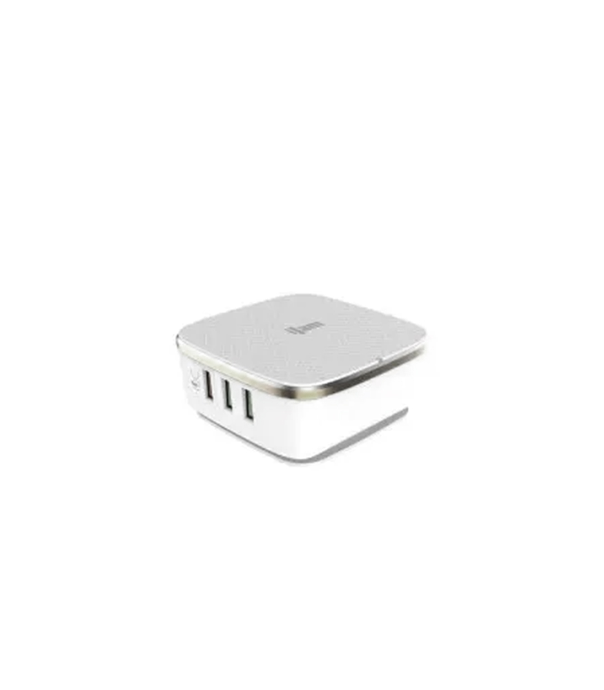 IJAM SIX PORT USB CHARGER WHITE