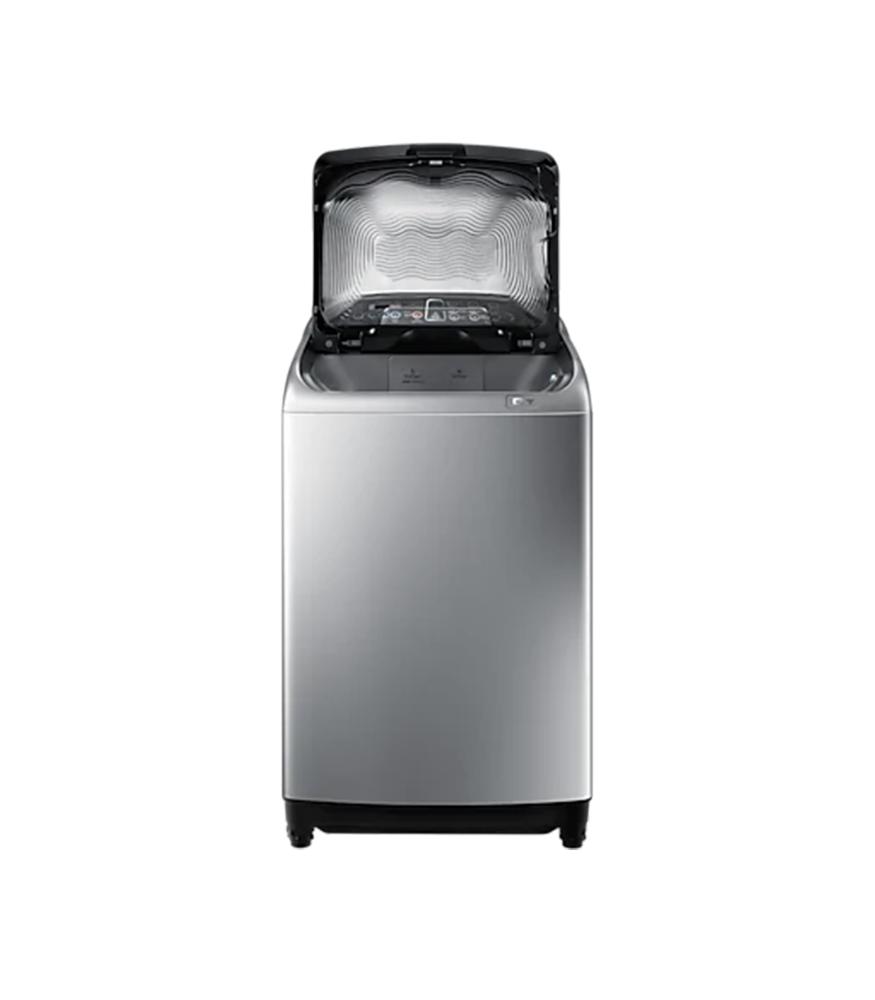 SAMSUNG 15Kg Top Loader Washing Machine - Silver