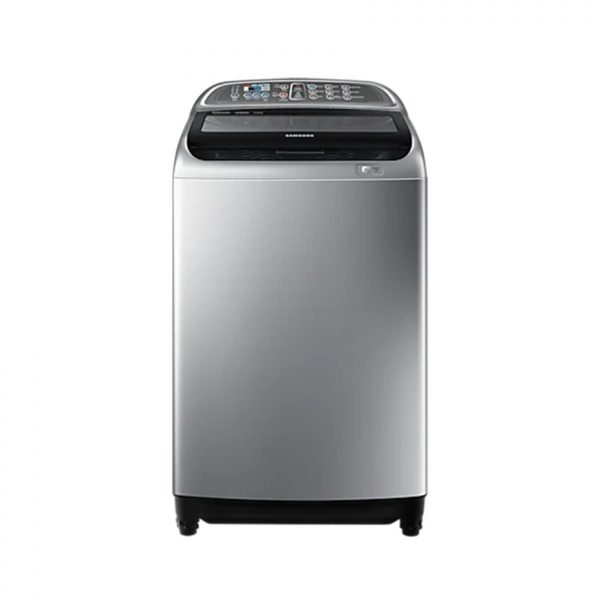 SAMSUNG 15Kg Top Loader Washing Machine - Silver