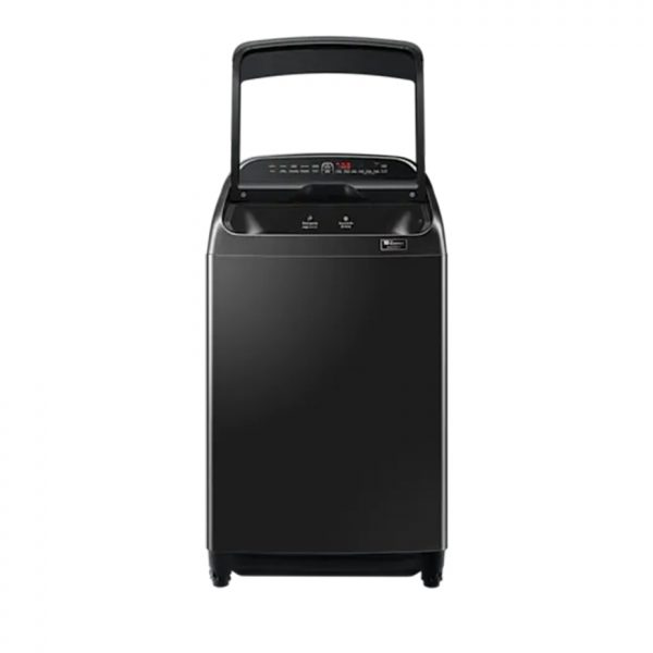 SAMSUNG 17KG Top Loader Washing Machine – Black Caviar