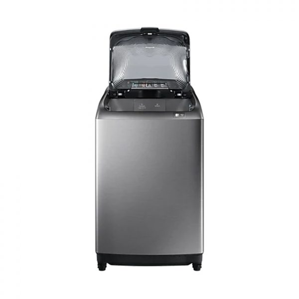 SAMSUNG 18Kg Top Loader Washing Machine - Silver