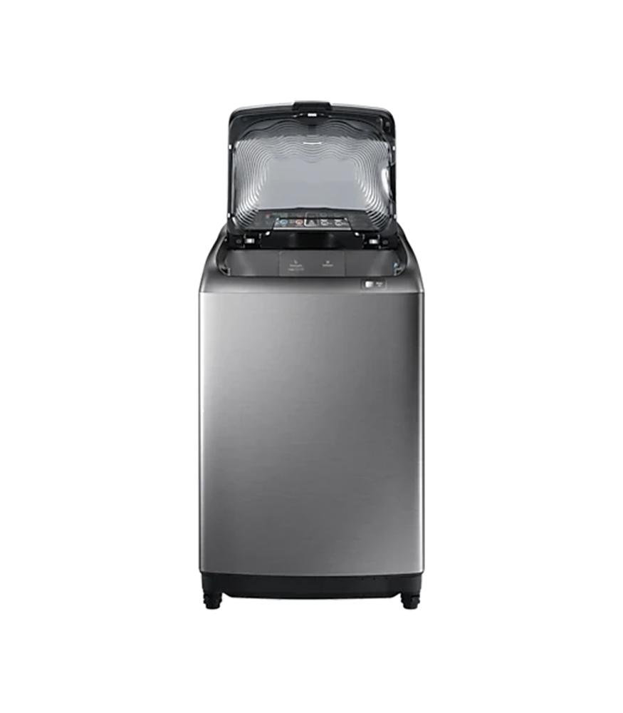 SAMSUNG 18Kg Top Loader Washing Machine - Silver