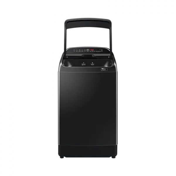 SAMSUNG 19KG Top Loader Washing Machine – Black Caviar