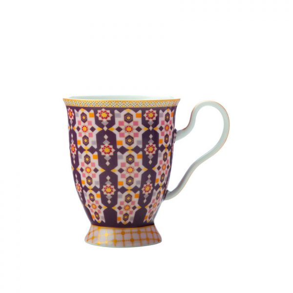 Maxwell & Williams Kasbah Footed Mug 280ml