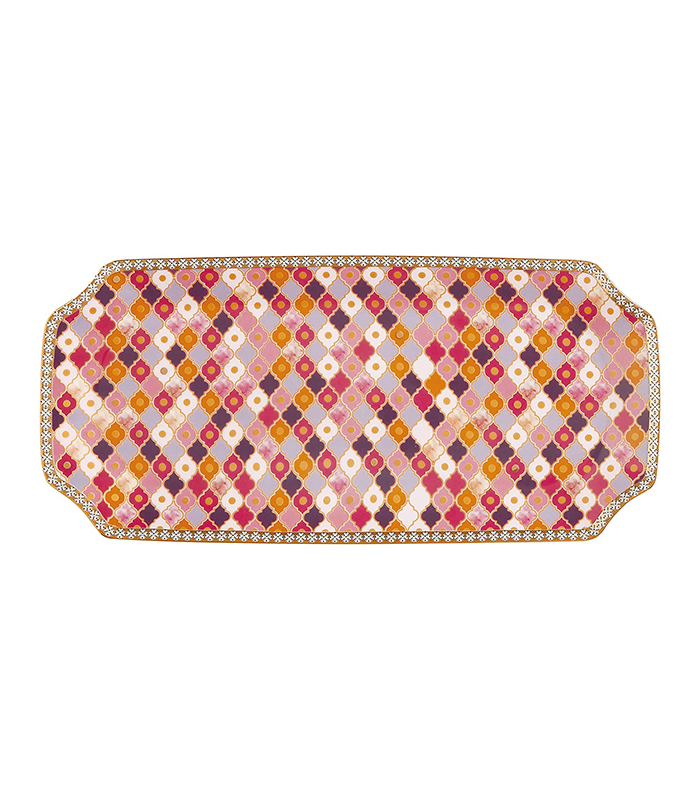 Maxwell & Williams Teas & C's Kasbah 33cm Rose Platter