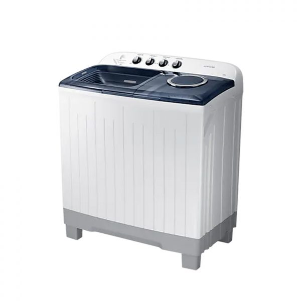 14Kg Twin Tub Washing Machine - Grey