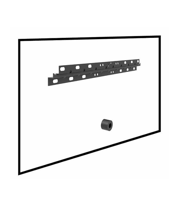 Barkan – 13″- 58″ 33cm – 147cm Fixed TV Wall Mount