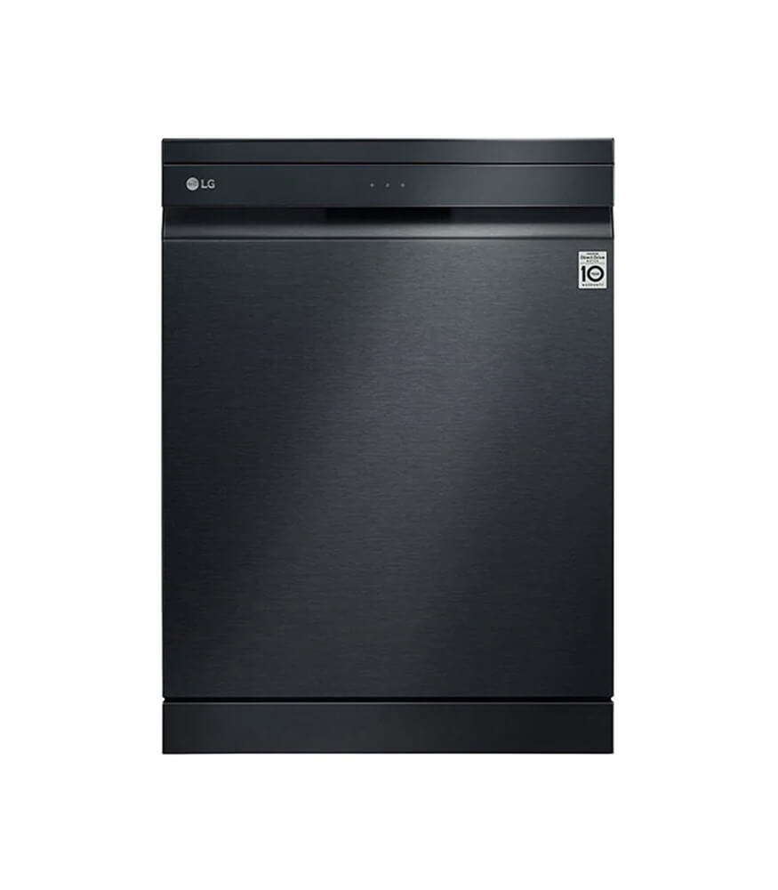 DFB325HM - Matte Black QuadWash™ Steam Dishwasher