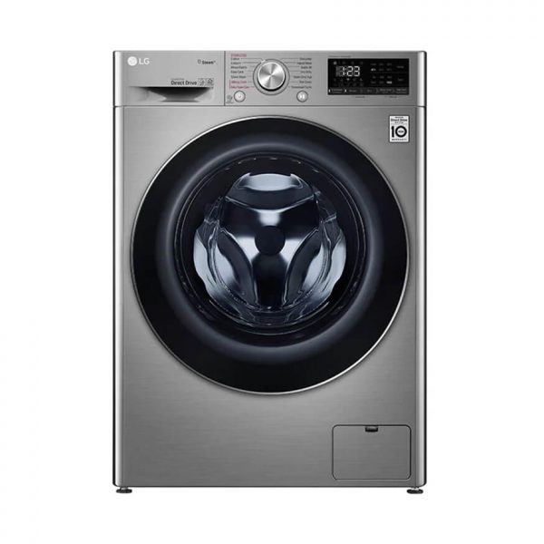 LG 10.5KG Wash 7kg Dry Silver Vivace - AI DD Washer Dryer Combo - F4V5RGP2T