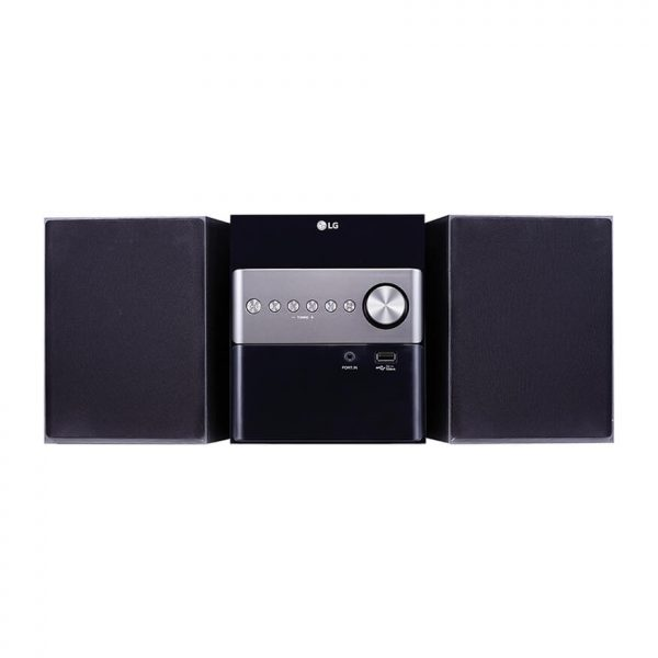 LG - XBOOM CM1560 10W Micro Hi-Fi Audio System - CM1560