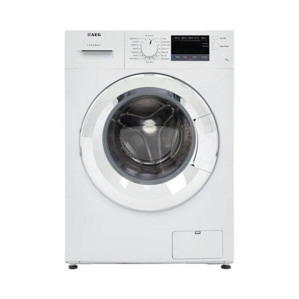 AEG-7kg Washing Machine-White-L34173W