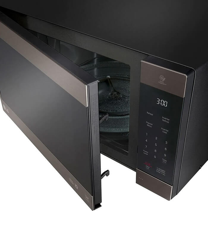 LG Microwave Oven, NeoChef Technology, 56 Litre Capacity, Smart Inverter, EasyClean-MS5696HIT