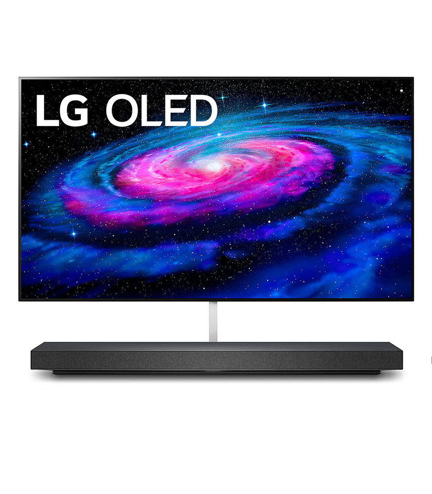 LG - WX 65 inch Design 4K Smart OLED TV - OLED65WXPVA