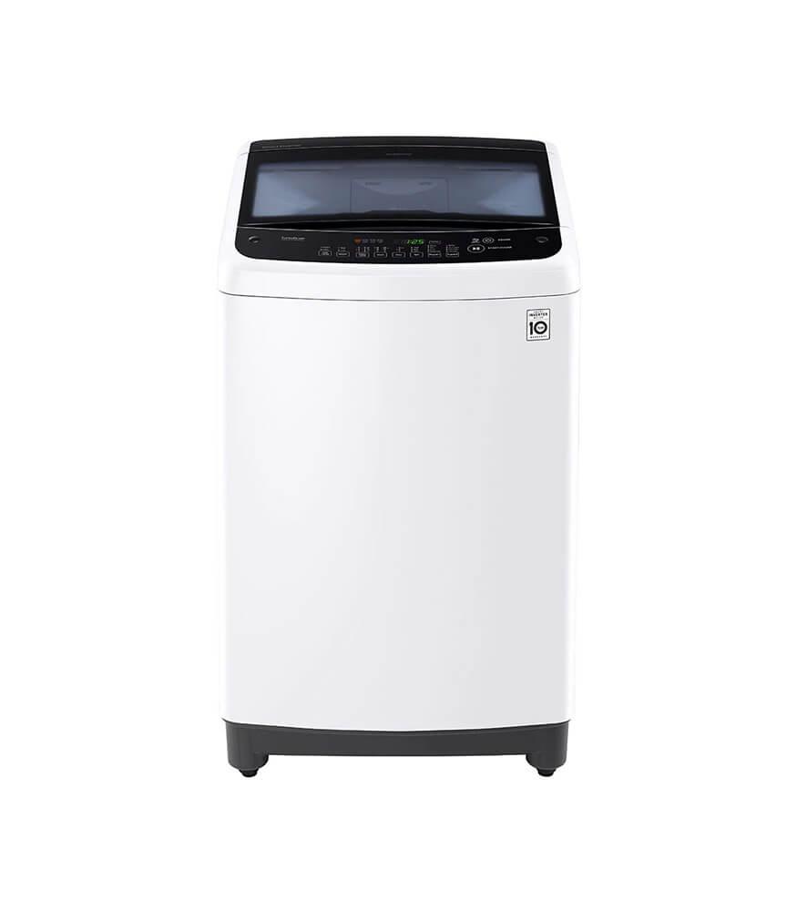 LG - 17kg Blue White Sapience Pro Top Loader Washing Machine - T1777NEHTA