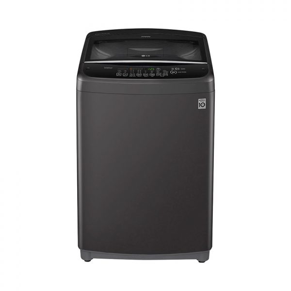 LG - 18kg Middle Black Smart Inverter Washing Machine - T1866NEHT2