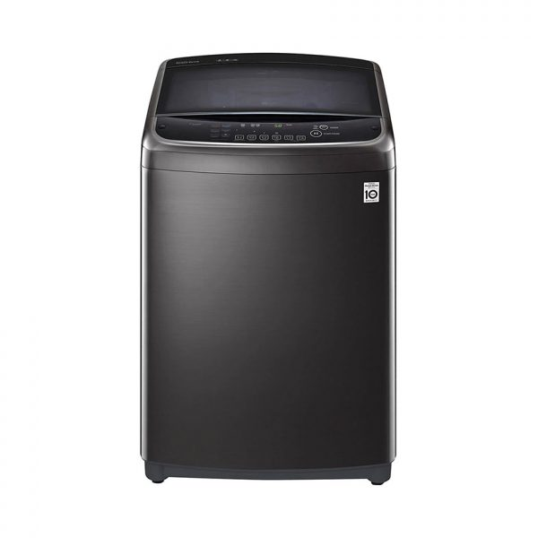 LG - 21KG Washing Machine, Smart Laundry Habit with TurboWash3D - T2193EFHSKL