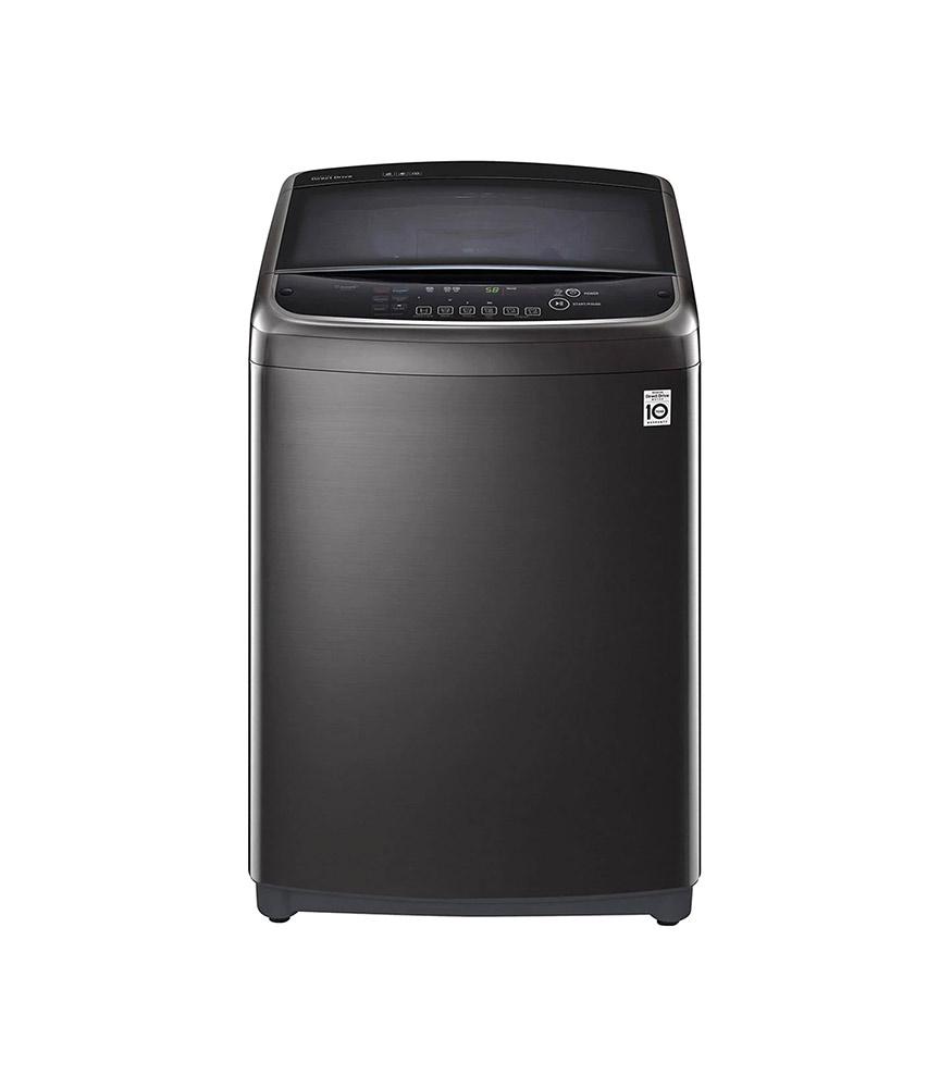 LG - 21KG Washing Machine, Smart Laundry Habit with TurboWash3D - T2193EFHSKL