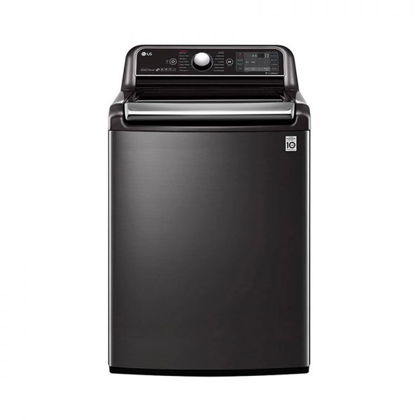 LG - 24KG Top Load Washing Machine with Direct Drive & 6 Motion - T2472EFHSTL