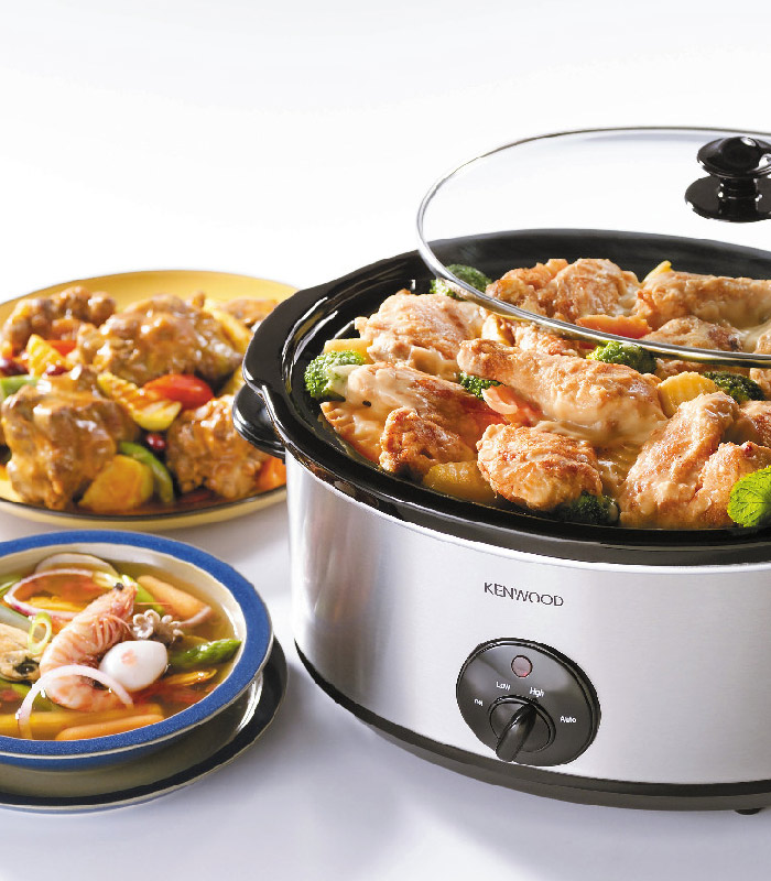 KENWOOD - Slow Cooker - CP657