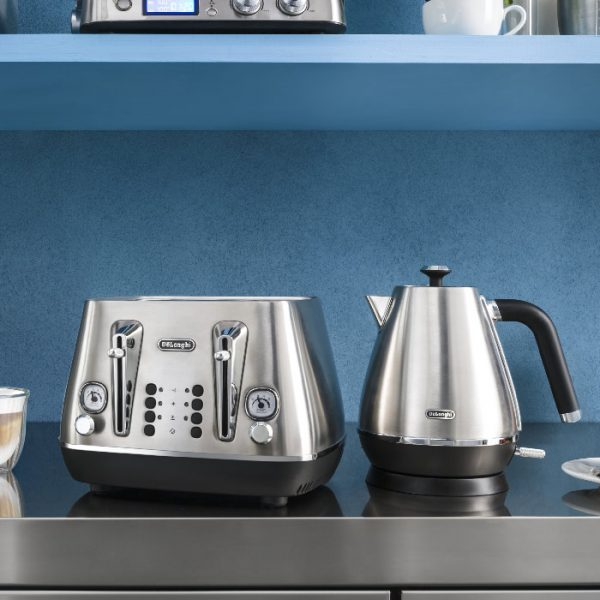De'Longhi - Distinta X Breakfast Set Electric Kettle - KBI3001.M