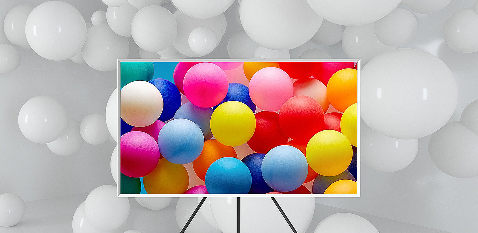 A billion shades of color with Quantum Dot - 100% Color Volume with Quantum Dot
