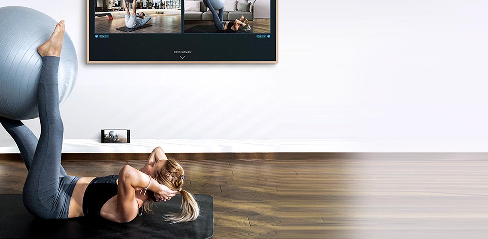 A customizable multi-screenexperienceMulti ViewA-Extension-Images_appliance_Modular