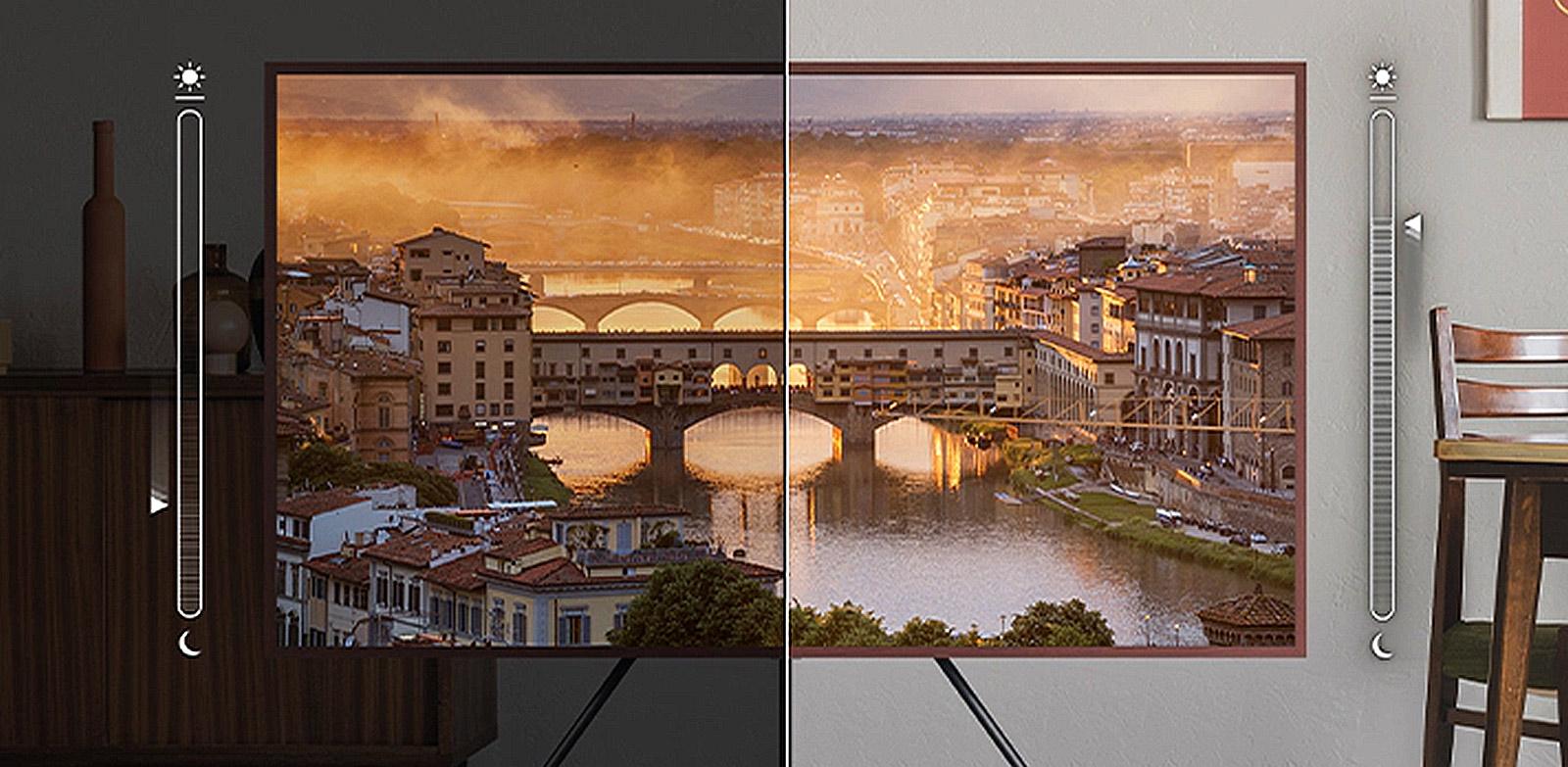 Artwork, always in its best light - Brightness Sensor-Extension-Images_appliance_Modular