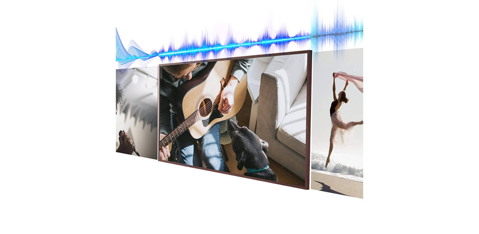 Auto-optimized sound based on content type - Adaptive Sound -Extension-Images_appliance_Modular