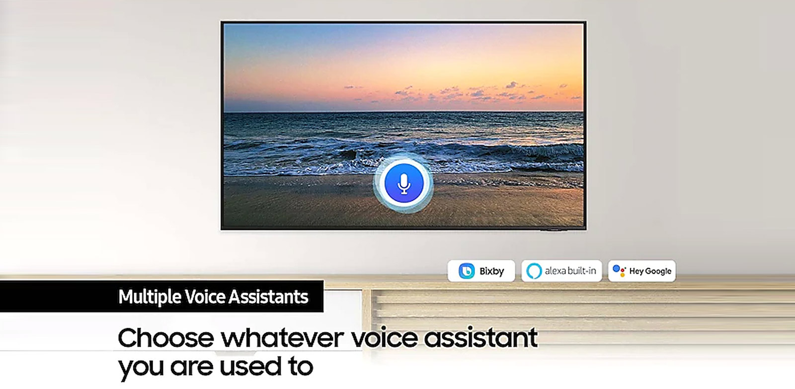 Choose whatever voice assistant you are used to AI-Extension-Images_appliance_Modular