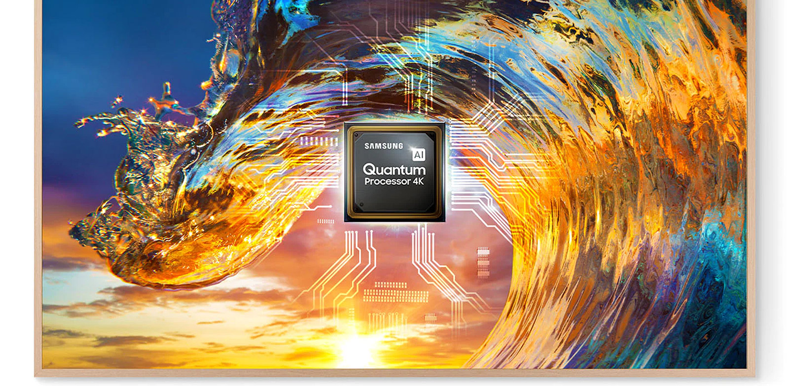 It starts with a next-level, 4K AI processor - Quantum Processor 4K-Extension-Images_appliance_Modular
