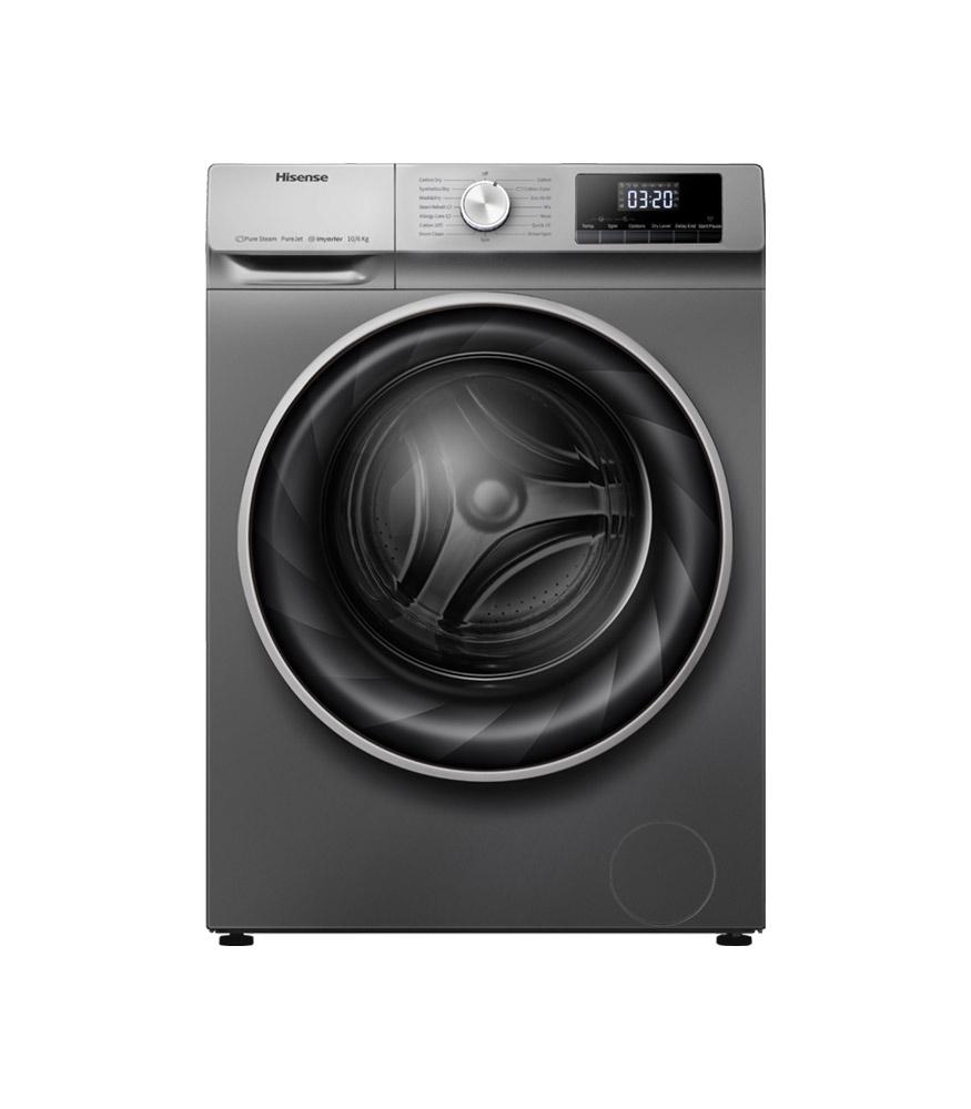Hisense - 10KG Washer - 6KG Dryer - WDQY1014EVJMT