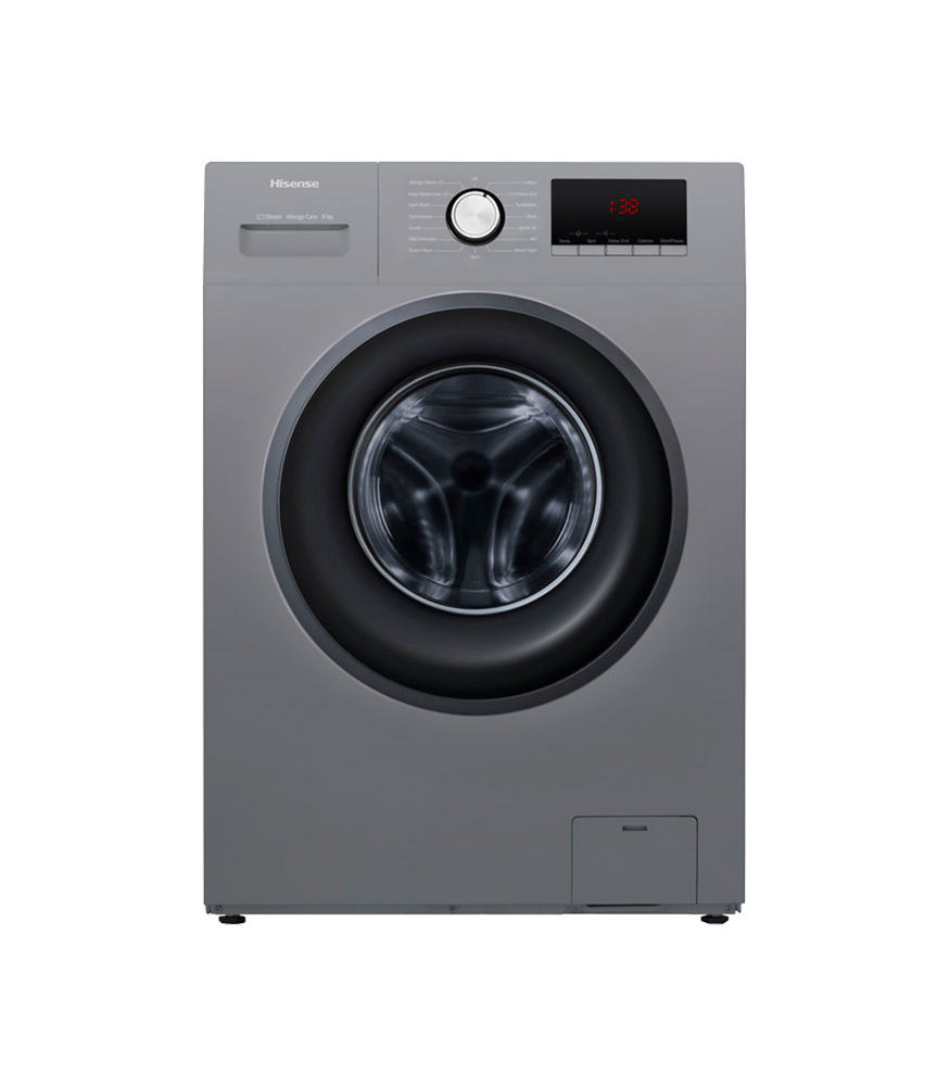Hisense - 9KG Washing Machine - WFPV9012MT