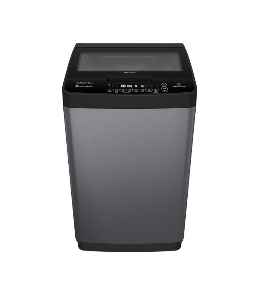 Hisense - 8KG Top Loader Washing Machine - WTJD802T