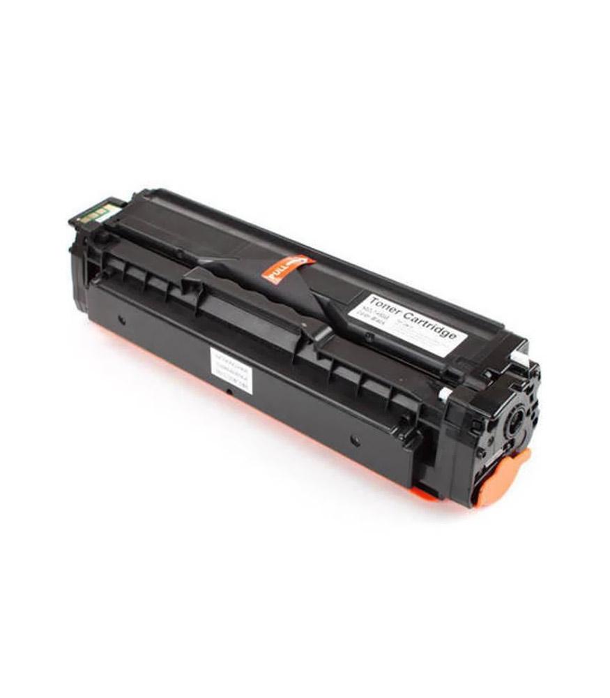 SAMSUNG - Compatible Toner Cartridge -Cyan - 504S